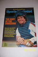 1983 Sports Illustrated MONTREAL Expos GARY CARTER No Label NEW YORK METS Prev