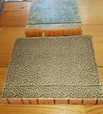 Antique Doctor's Letter File Boxes, two, NOW LOWER SHIPPING