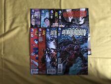 Lot of 8 Batman and Robin Eternal (2015) #1 3 5-10 VF Very Fine