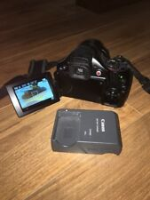 CANON PowerShot SX30 IS DIGITAL CAMERA WITH SD Card