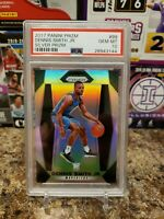 🔥DENNIS SMITH JR SILVER PRIZM ROOKIE HOLO #99 PSA 10 MAVERICKS KNICKS NC STATE