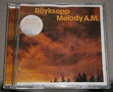 Röyksopp - Melody A.M. (2004) CD ALBUM