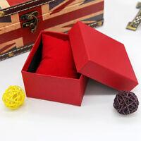 Durable Presentation Gift Case Box For Bracelet Bangle Jewelry Wrist Watch F iv