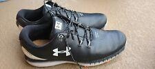 Under Armour Men's USA Size 11 Black Golf Shoes.