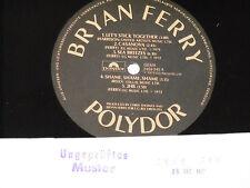 Bryan Ferry-LP 1977 POLYDOR archivio-copy MINT