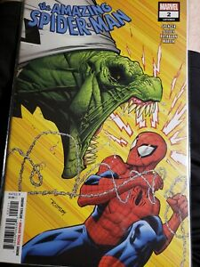 Amazing Spider-Man #2 A Ryan Ottley Cover 1st Print NM Marvel 2018