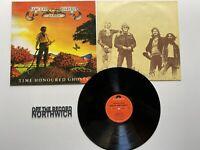 Barclay James Harvest Time Honoured Ghosts Vinyl LP SPELP12 VG Cond 1983 Reissue