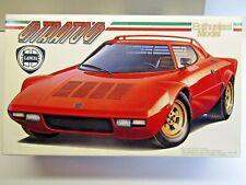 Fujimi 1/24 Scale Lancia Stratos Model Kit - New - Item # 08231*2800