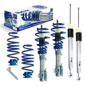 JOM BlueLine Gewindefahrwerk Fahrwerk Ford Fiesta MK7 JA8 08-12 Tieferlegung