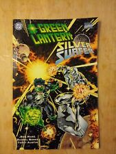 Green Lantern / Silver Surfer: Unholy Alliances  (1995, DC / Marvel) F+