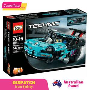 GENUINE LEGO Technic - Drag Racer - 42050 -FREE Shipping!!