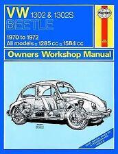 Volkswagen Beetle Car Owner & Operator Manuals