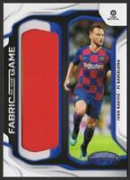 2019-20 Panini Chronicles Fabric of the Game Ivan Rakitic JERSEY FC Barcelona