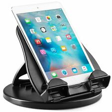 Halter LZ-215 Tablet Stand with 360° Swivel Base and 4 Angle Tilt Adjustment