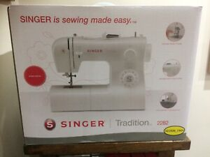 SINGER Tradition 2282 Sewing Machine New In Box Tracked Postage Heavy Item