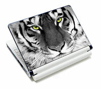 "Tiger Universal Sticker Decal Skin Cover For 14"" 15"" 15.6"" Laptop Notebook PC"