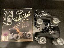 Vintage Batman Speed Skates Seneca Sports Size 2
