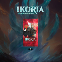 Ikoria: Lair of Behem MTG Arena 5 boosters Codes Email Delivery Promo Pack Codes