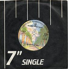 MASON WILLIAMS    CLASSICAL GAS/ LONG TIME BLUES    UK W.BROS  60s POP Re-Issue