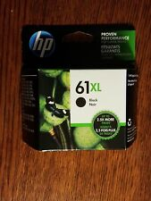 HP 61XL Black ink cartridge brand new unopened fast free shipping