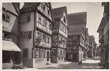 Schorndorf AK 1942 Höllgasse Baden-Württemberg 1707163