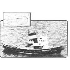 Bauplan Bugsier 19 Modellbau Modellbauplan Schlepper