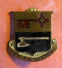 WW2 US ARMY 663rd FIELD ARTILLERY DI CREST