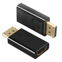 Display port to HDMI Displayport to HDMI Cabl Adapter video Port to HDMI Cable