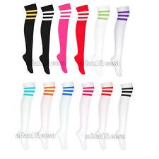 Polyamide Striped Singlepack Socks for Women