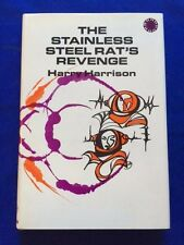 THE STAINLESS STEEL RAT'S REVENGE - FIRST EDITION BY HARRY HARRISON