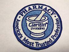 Pharmacy America's Most Trusted Profession Claritin Loratadine Medicine Patch I