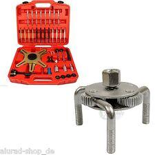 Kupplung Werkzeug Satz SAC + Ölfilterschlüssel 3-armig 70-120mm