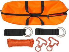 2 Horse No-Knot Picket Line Kit