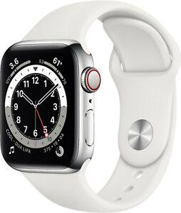 Apple Watch S6 40MM Silver