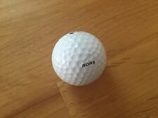 Rory Mcilroy Round Used Nike Golf Ball