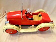 """Hallmark Galleries Kiddie Car Classic """"1926 Steelcraft Speedster"""" Nib 1998"""
