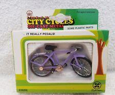 Zylmex - City Cycles  1:20  Diecast / Plastic. Racing bike. Unopened box