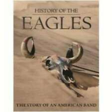 EAGLES THE HISTORY OF THE EAGLES DVD X 2 NEW