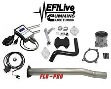 EFI Live Tuner 07-10 Dodge Ram Cab & Chassis 6.7L for Cummins DPF EGR Delete Kit