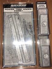 Power Trim Soporte & Engranajes ánodo Kit Motor Fuera De Borda Mercury Mariner 75HP 90HP 115HP