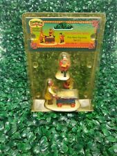 "🎅Lemax Santas Wonderland ""Incoming Mail"" Figurine"