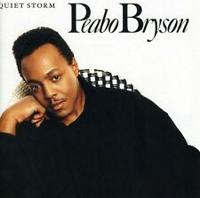 Peabo Bryson - Quiet Storm [New CD]