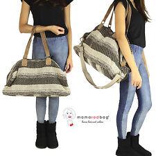Borsa a Mano Grande da Viaggio a Tracolla ALEX-MAX Travel Handbag Crossbody Bag