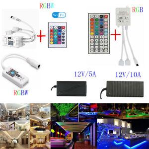 Wifi RGB RGBW Led Kontroller Controller Steuerung für Android  Echo Alexa IOS
