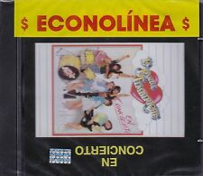 Timbiriche La Banda En Concierto CD New Sealed Nuevo