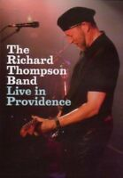 The Richard Thompson Band - Live in Providence [DVD] DVD New  Richard Thompson