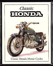 HONDA Collectors Card Set - CB750 Gold Wing C77 Dream CBX1000 CB400/4 Motorbikes