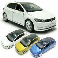 1:32 All New Polo Plus 2019 Metall Die Cast Modellauto Spielzeug Model Sammlung