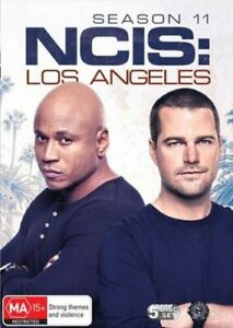 NCIS Los Angeles LA Season 11 (2020) BRAND NEW Region 4 DVD