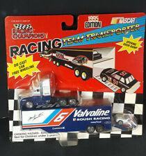 Valvoline Racing Champions Team Transporter Semi Truck Micro Mini Rare Vintage